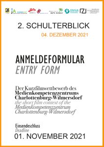 Schulterblick Filmfestival Plakat preview