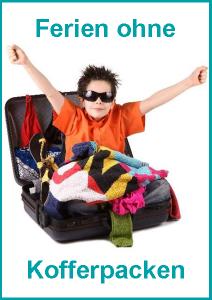 Ferien ohne Kofferpacken